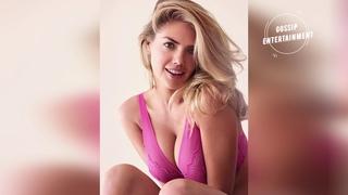 Kate Upton Sexy Model (Depeche Mode) - Plus Size Model Bikini - Kate Upton Bikini Photoshoot