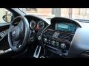 RIDE BMW M6 - BRUTAL accelerations lovley V10 sound!!