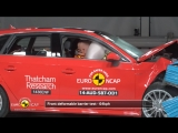 Euro NCAP Crash Test of Audi A3 Sportback e-tron 2014