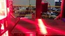 Работа сортировочного конвейера в логистическом центре Почты России во Внуково