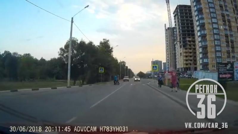 Идиот за рулём Шилово