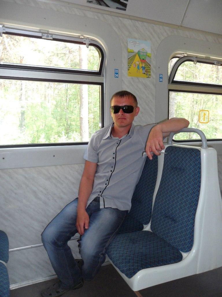Антон Олейников, Новосибирск - фото №1