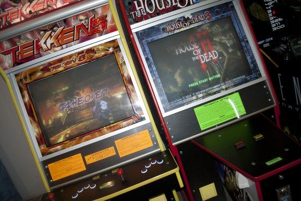 Игровой автомат house of the dead
