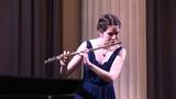 Andante from Flute Sonata in B Minor - Handel - Abigail Waterman