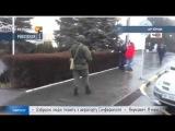 Вертолеты вооруженных сил России в Крыму 5 марта 2014
