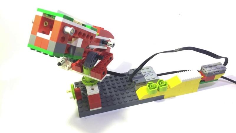 RAILGUN LEGO WeDo Education