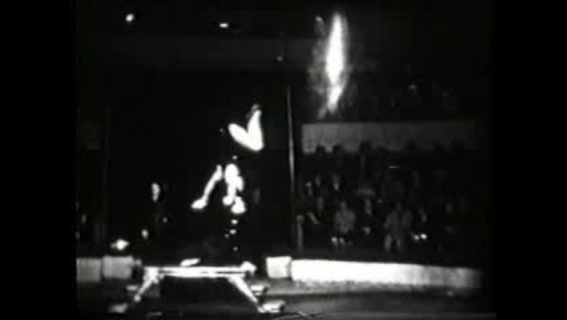 Видео - Эквилибристы - Куделины 1965 год - В МИРЕ ЦИРКА И ЭСТРАДЫ