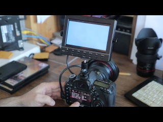 Canon 5D MKIII firmware update v.1.2.1 - коротко про HDMI