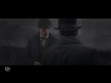 Официальный трейлер с Comic-Con - Фантастические твари: Преступления Грин-де-Вальда (2018)