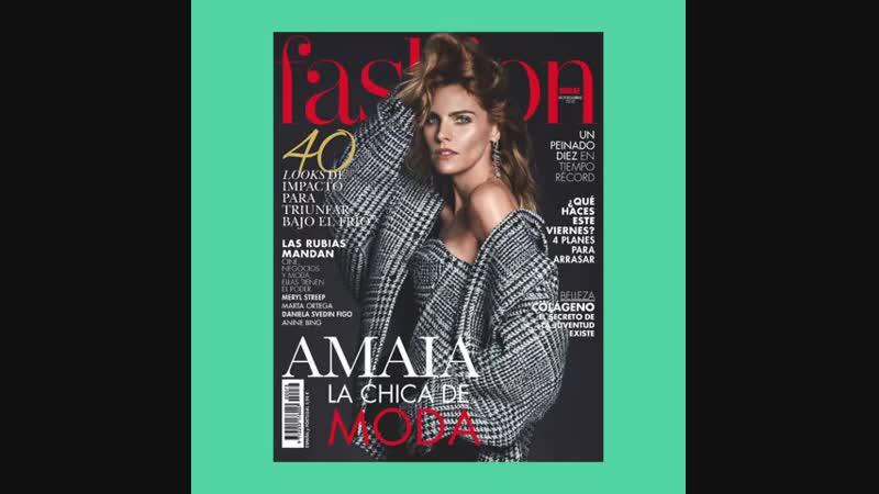 Fashion ¡HOLA!, Revista de Moda y estilo de vida