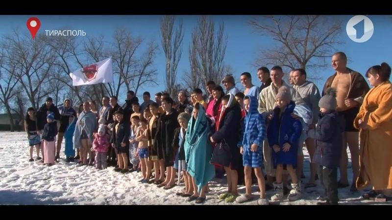 Традиции Тори. Тренировки и крещенские купания / Спорт-ревю