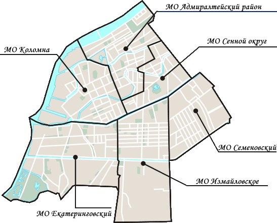карта метро санкт-петербурга с
