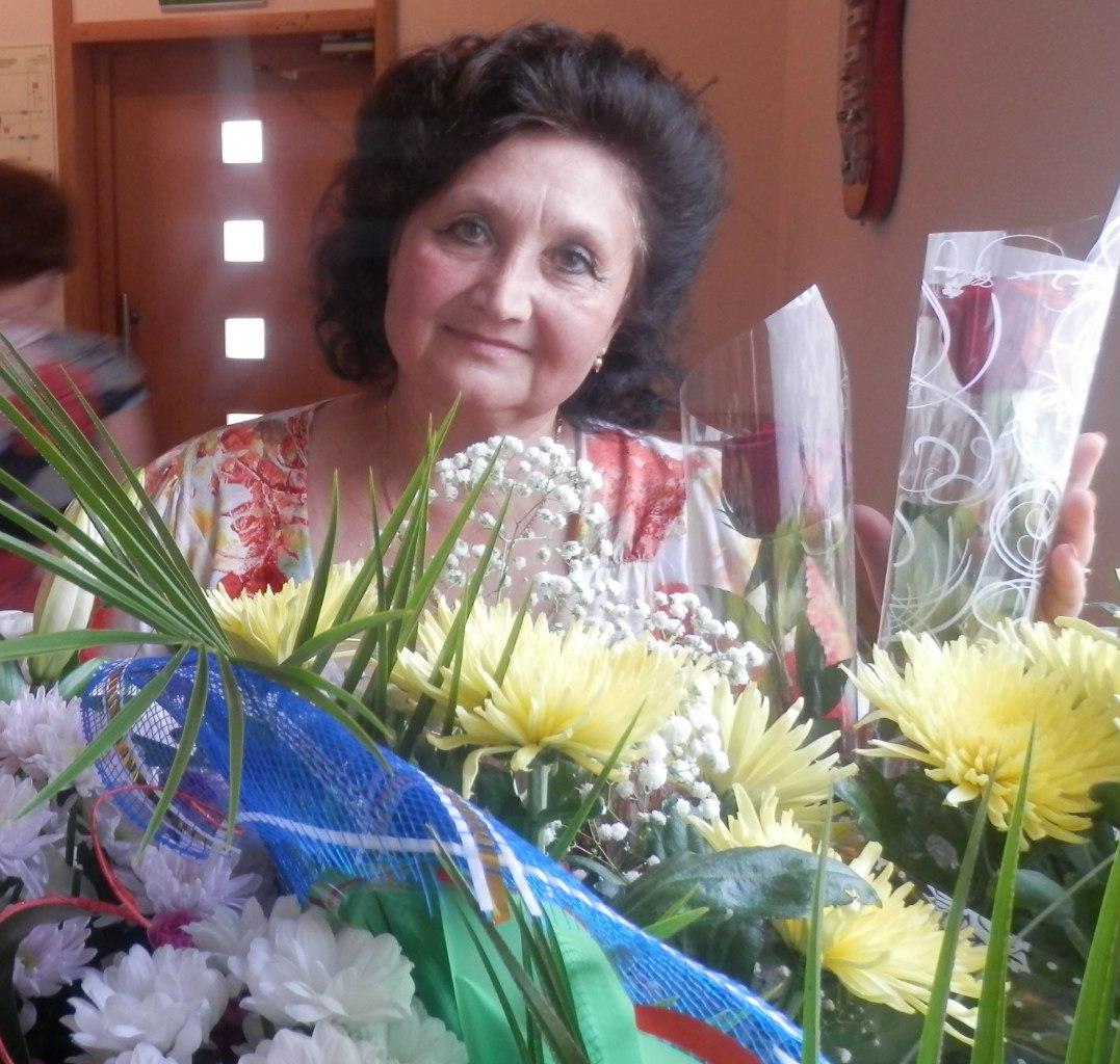 Морозова Валентина Петровна