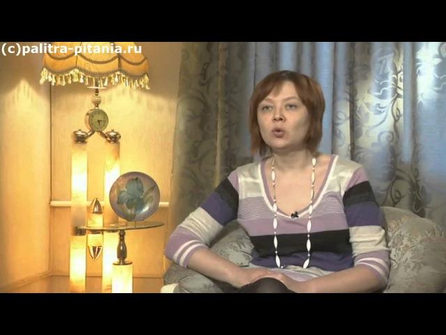 Диетолог Наталия Лютова Калорийность