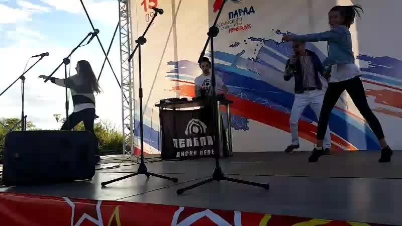 день российского студенчества у монумента вместе с клубами Пепел и в Атмосфера 🤘👍