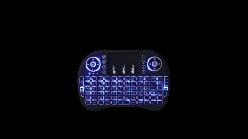 Беспроводная клавиатура для Windows и Android устройств