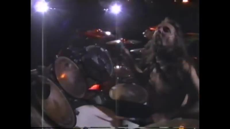 Metallica - Creeping Death - 1993.03.01 Mexico City, Mexico [Live Sh٭t audio]
