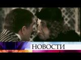Актер ирежиссер, народный артист РСФСР Александр Калягин принимает поздравлен...