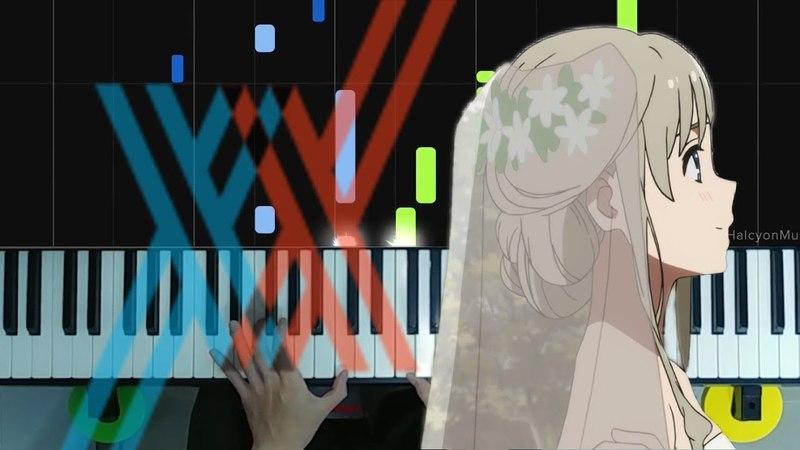 DARLING in the FRANXX - VICTORIA - Piano