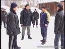Боевое самбо Александра ФЁДОРОВА семинар в школе милиции - 2.