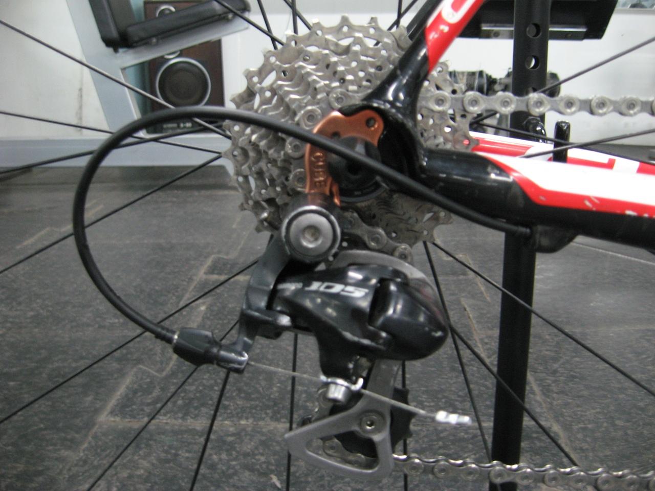 Карбоновый шоссейный велосипед