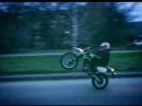 Klx stunt