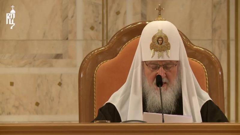 Прошу вас дорогие владыки и отцы с усердием возносить на каждой Божественной литургии молитву о мире на Украине