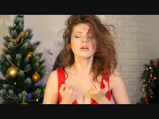 Мари Говори (Мария Чистякова) - Dancing Queen - Новогоднее Попурри от Мари (2018) 1080p Голая? Секси!