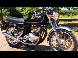 Мотоцикл Norton Commando MkIII, 1976 года
