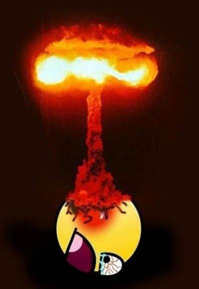 Как сделать слабый взрыв