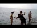 озеро Иссык-Куль бодиарт