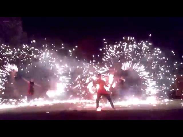 [BORN_OF_FIRE] Fire SHOW Бобруйск