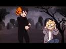 Eiji Pumpkins! Pumpkins! Halloween party! - Ash Its September - Eiji