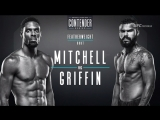 Dana Whites Tuesday Night Contender Series S2E7: Maurice Mitchell vs Jordan Griffin