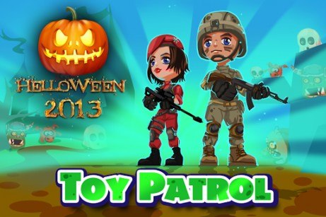 Скачать Toy Patrol Shooter 3D Hellowenдля android