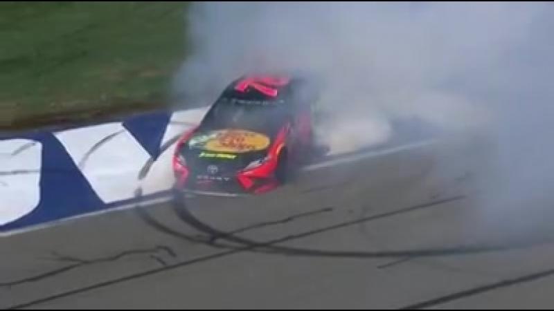 NASCAR Congratulations to Martin Truex Jr and Toyota