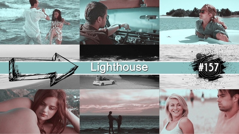 Coloring 157 [Lighthouse] ║Sony Vegas
