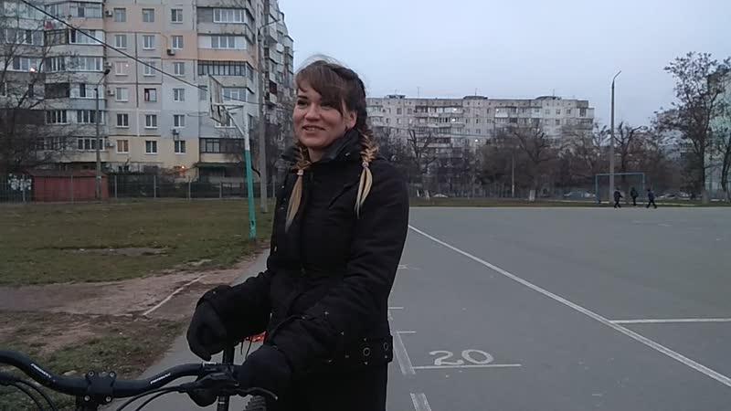 Бесплатный открытый велоурок 18 декабря