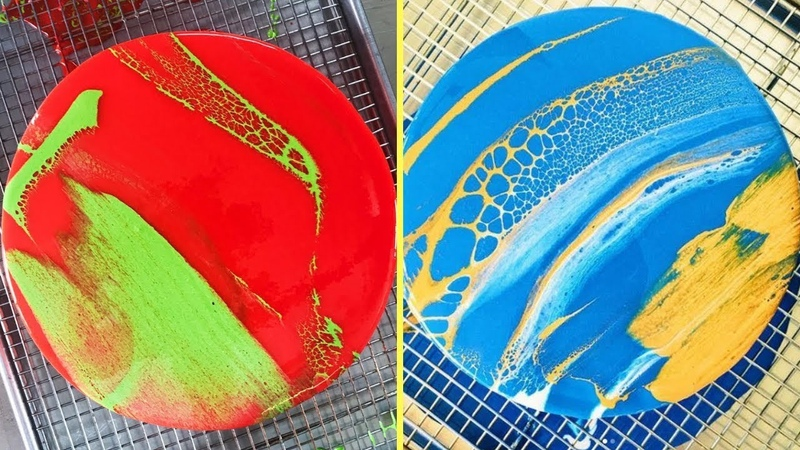 CAKE DECORATING Extremely Satisfying and Colorful DIY Cake Ideas