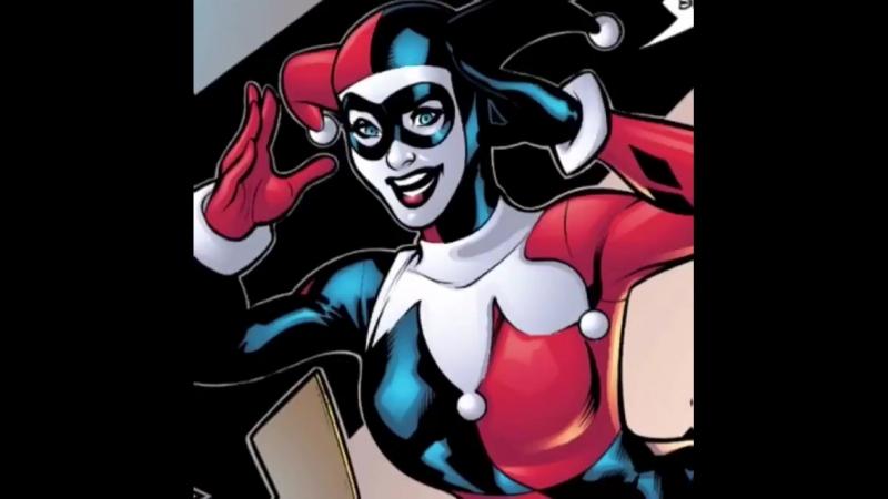 Harley quinn vine