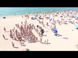Благовещенская! Пляж! Море! Вид сверху! Красота!