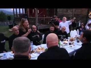 Nino Katamadze & Ansambli Tbilisi -  Vardebi Ar Arian