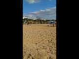 пляж между Учкуевкой и Любимовкой