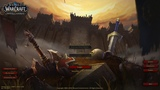 World of Warcraft Battle for Azeroth Login Screen