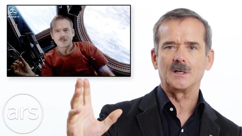 Astronaut Chris Hadfield Breaks Down His Space Oddity Video | Ars Technica