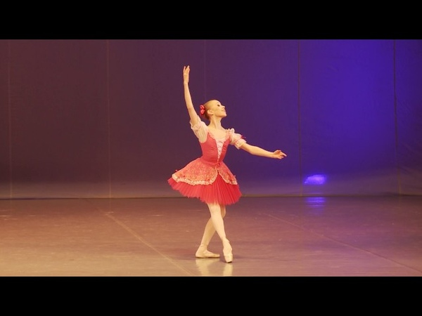 Вариация из балета Фея кукол. Алеся Лазарева .