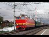 ЧС2Т-1027 с поездом №212 Москва-Мурманск (RZD)