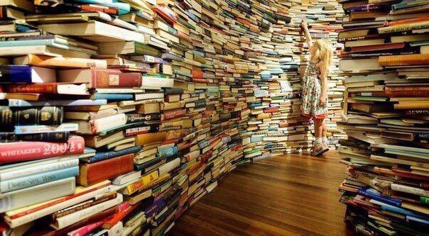 Интересные факты про чтение!