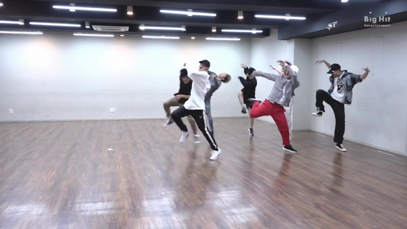 [CHOREOGRAPHY] BTS (방탄소년단) IDOL Dance Practice.mp4
