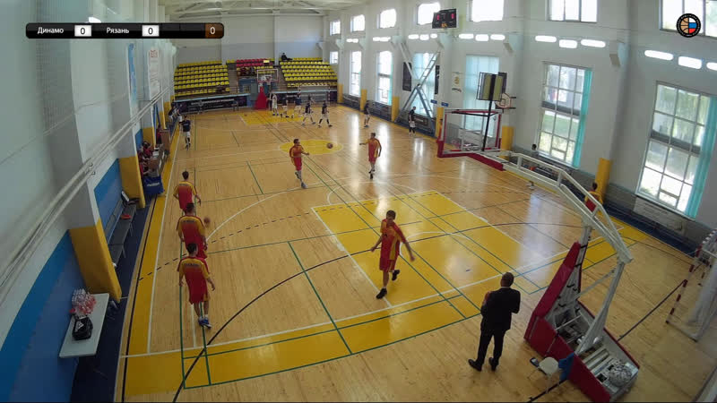 Баскетбол. Суперлига-2. Динамо Ставрополь - БК Рязань